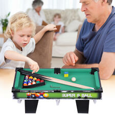 Mini Table Top Pool Table Game 24 Inches Billiard Table Set With Balls