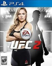 New Sealed EA Sports UFC 2 PS4 - Sony PlayStation 4 UFC2 Fast Free *US* Shipping