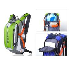 Hydration Water Bag Backpack Rucksack Cycling Hiking Bladder Sports Pack Outdoor