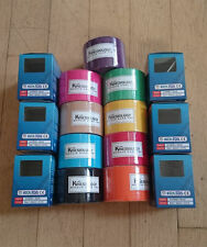 12 rolls :: 3NS Kinesiology Sports Tape Muscle Care Tex ( 9 Colors )