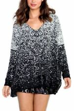 Wildfox - Pixel Party Batwing Tunic - Alabaster