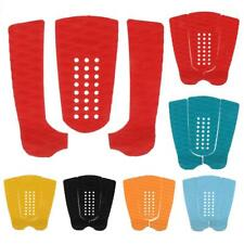 3Pcs SUP Surfboard Diamond Traction Pads Surf Board Tailpad Deck Grip