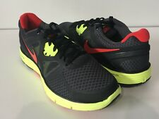 NEW Nike Lunarglide 3 GS Boys Athletic Shoes Anthracite/Volt/Red 454568 007