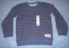 Sonoma  little boys size 7x long sleeve shirt sweater BRAND NEW WITH TAGS