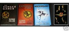 Hunger Games Trilogy HC/dj Hunger Games Catching Fire & Mockingjay +1 & FREE B's