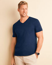 Gildan Men's Soft Style V-Neck T-Shirt - 64V00