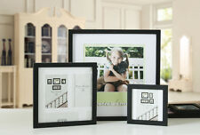 Picture Frame Furniture Wall Hanging Decor Black Square Home Multi-size