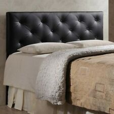 Baltimore Contemporary Faux Leather Headboard. Free Delivery