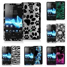 For Sony Ericsson Xperia TL LT30at Design Hard Snap-On Case Cover Accessory
