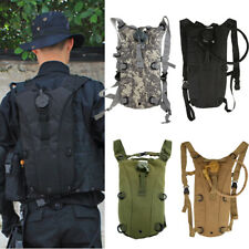 Hydration System Water Bladder Bag Backpack Outdoor Hiking Cycling Camping Pack