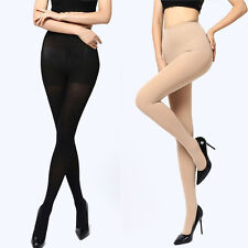 Thick Warm Footed Tights 150D Opaque Stockings Women Pantyhose