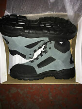 Capps LH403 Grey Suede Safety Toecap Hiker Boot with composite toe cap