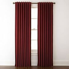 Stratford Park Bliss Velvet Curtain Window Panel, 210cm. Free Shipping