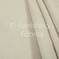 Quality Thick Durable Soft Chenille Fabric Cream Upholstery Interior Fabrics