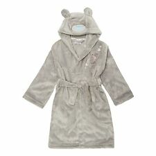 Tatty Teddy Kids Girls' Grey 'Me To You' Bear Hooded Dressing Gown
