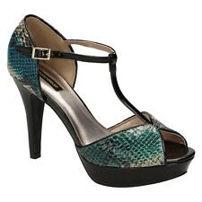 Victoria Delef SANDALS Ladies Shoes High Heels Peep-Toe Platform Pumps