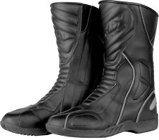 Fly Street Milepost II Mens Leather Adult Lightweight Motorcycle Riding Boot