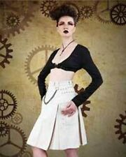 Steampunk Dress ::  Abigale Dieselpunk 2-pc Ensemble
