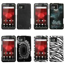 For Motorola Droid Bionic XT875 Design Snap-On Hard Case Phone Cover
