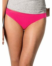 - PP2CA Hanes Womens 6Pack 100% Cotton BIKINI Underwear Ladies Panties