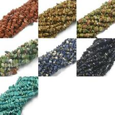 Natural Freeform Chips Loose Gemstone Turquoise Nugget Beads Strand DIY Craft