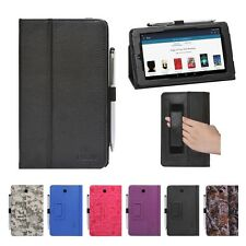 i-UniK 2016 Barnes & Noble NOOK Tablet 7 (BNTV450) Case Cover with Bonus Stylus