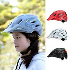 18 Vents Ultralight EPS Bicycle Cycling Helmet MTB Road Bike Unisex E5F1
