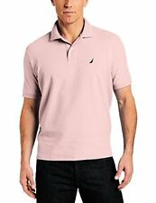 K51701 Nautica Mens Short Sleeve Solid Deck Polo L- Choose SZ/Color.