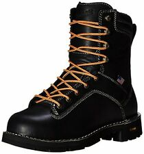 Danner Men's Quarry USA 8-in Alloy Toe Work Boot - Choose SZ/Color