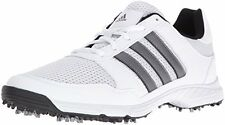 adidas Men's Tech Response Ftwwht/Dksi Golf Shoe - Choose SZ/Color