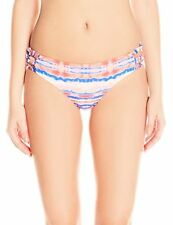 Roxy Women's Sea Stripe Knotted Scooter Bikini Bottom - Choose SZ/Color