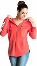 Roxy Women's Hawser Hoodie a Full Zip Fleece - Choose SZ/Color