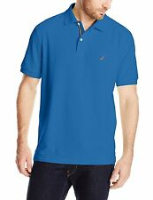 Nautica Mens Sportswear K51000 Pique Solid Deck Polo- Choose SZ/Color.