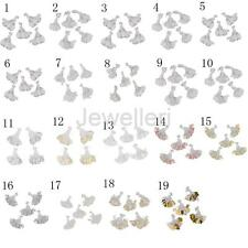 500pcs Label Tie String Strung For Jewelry Merchandise Display Price Tags