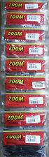 Zoom Bait Trick Worm   20 Pack Fishing Soft Plastic ( 9 Colors to Choose From )