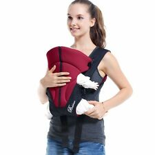 Safe Baby Carrier Ergonomic Kid Sling Backpack Wrap Pouch Infant Breathable Bag