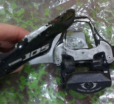 Shimano 105 PD-5700 Clipless Pedals / Road Bike Silver SPD-SL