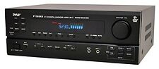 Pyle PT588AB 5.1 Channel Home Theater AV Receiver, BT Wireless Streaming (HDMI,