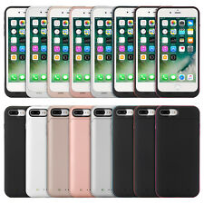 Battery Charger Case Power Bank Cover for iPhone 7/7 Plus
