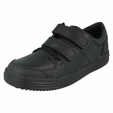 Boys Clarks School Shoes Chad Racer