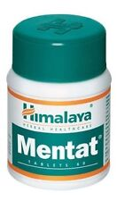 10 x Himalaya Mentat Herbal Tablets - Free Shipping - Lowest Price -
