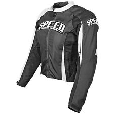 NEW Speed & Strength Throttle Body Womens Textile Motorcycle Riding Jacket