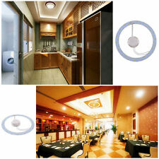 18W 5730 LED Panel Circle Annular Ceiling Light Fixture Board Lamp ReplacementJS