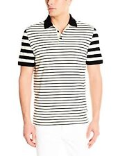 Nautica Mens Sportswear K61118 Multi-Stripe Polo Shirt- Choose SZ/Color.