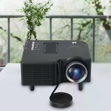 Excelvan GM40 Mini  Pico Projector Home Cinema Theater Digital LED LCD Projector
