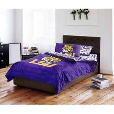 NCAA Louisiana State University Tigers Bed in a Bag Comforter Bedding Set