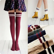 High Stockings Cylinder College Wind Over  Knee Socks Compression Stockings