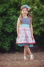 """NWT PERSNICKETY Clothing """"SUMMER SISTERS"""" CASSIE Dress $78 *Buying is Giving*"""