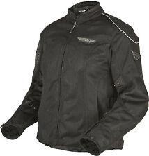 New Fly Racing Coolpro II Ladies Mesh Motorcycle Riding Jacket