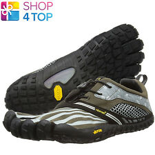 VIBRAM FIVEFINGERS SHOES SPYDIRON LS W4125 MILITARY GREEN GREY BLACK WOMENS NEW